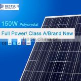 100W 150W 200W Top quality quality-assured best price Poly and Mono solar panel manufacturers in china