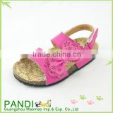 Hot selling good quality fancy sandals for children