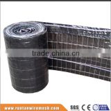 Woven 14 gauge landscape fabric welded wire mesh and PP landscape fabric black silt fence(UV Resistance)