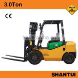 CPCD 30 cheap Chinese forklift with Isuzu engine                                                                         Quality Choice