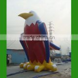 Marketing Advertising Product Infatable Giant Eagle For Sale