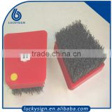 Hot selling steel wire abrasive diamond brush