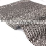 2015 yiwu xiumao factory Rhineston Trims Iron On Transfer Design Mesh Strass Roll rhinestone Wedding Bridal Decoration