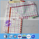 Cotton Yarn dyed Waffle weave packing kitchen towel