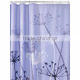 Printed Polyester Shower Curtain                                                                                                         Supplier's Choice