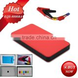 Factory directly sale portable car jump starter 8000mah                                                                         Quality Choice