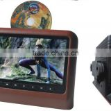 Hot selling fordMulti-fuction 9 Inch Headrest Car DVD/CD player
