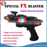 Newest electric plastic B/O infrared toy laser guns for sale