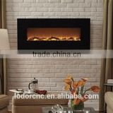 led flame effect wall mounted fireplace heater