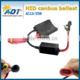 12v Waterproof slim ballast, 55w slim 04 HID xenon ballast for BMW for Audi for Ford