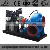 Kaihua specialized in production of diesel engine water pump set with high quality and competitive price