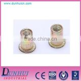 brass rivet nut/brass decorative nut
