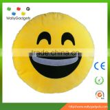 2015 Hot sale pp cotton whatsapp emoji pillow cute Smiley Emoticon Cushion plush toy emoji pillow