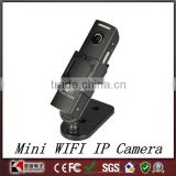 C100 Mini WIFI IP Camera 480p Video Recorder Mini Hidden Portable Camcorders DV DVR with retail package