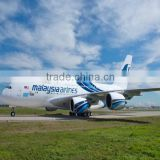 Air freight forwarder to Malaysia