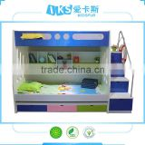 double bunk beds for kids for sale with competitive price 8202