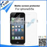 Hot!!!Front + Back Full Body HD Matte Screen Protector Guard For Apple/Laptop Screen Film/Screen Protector For Iphone5.*