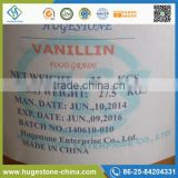 Food Additive Flavoring Natural Vanillin Powder