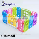 See larger image 8 Panels Saftey Game Playpen Kids Plastic Playpen European Standard Fence Baby Indoor Game Baby Playpen