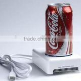New arrival USB cup cooler / usb cup warmer cooler / USB can cooler / cooler,warmer for cans