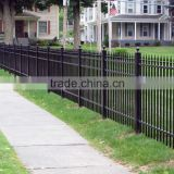 Cast Iron Fence Ornaments, No Dig Decorative Fence, Decorative Wrought Iron Fence Panels