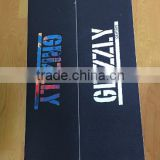 "Well Known Brand Grizzly Grip tape No print 33*9"" grip tape for skateboard"