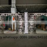 new design elegant wedding stage decoration backdrop design sample backdrop for wedding wedding mandap design