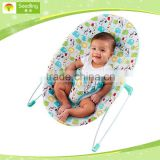 Baby stroller rocker chair, iron pipe baby crib rocker, adjustable adult baby rocker