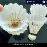 wholesale cheap price and good quality badminton shuttle cock