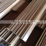 bamboo slats in Venetian blinds