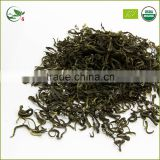 China Green Tea Biluochun ( Pi Lo Chun ), Handmade Natural Refined Green Tea Weight Loss Pyramid Tea Bag