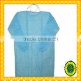 Huaye medical hospital sms gowns pp spunbond non woven fabric production line manufacturer