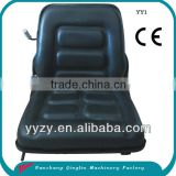 YY1 linde forklift spare parts seat with semi-suspension
