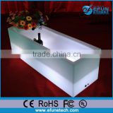 bar/nightclub/party battery operated decorating led illuminated rgb color changed ice chest