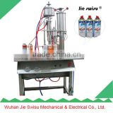 10ml to 750ml semi automatic aerosol spray filling machine ,black chrome spray paint filling machine