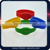 Brand new silicone rfid wristband id wristband silicone wristband bracelet made in China