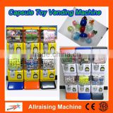 Capsule Toy Vending Machine For Various Coins