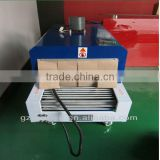 Automatic heat thermal pallet wrapping machine