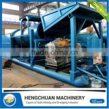 China cheap Small Scale Mobile Gold Mining Machine For Alluvial Gold / Ore / Sand Processing for wholesale