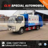 DONGFENG DLK 4*2 4m3 to 6m3 Compacting Garbage Truck