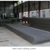 reinforcement welded mesh from manufacture