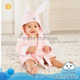 Latest design hot new baby clothes pink winter comfortable soft kids cheap sleeping robe