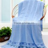 Wholesale 100% Cotton Luxury Hotel Bath Towel Set