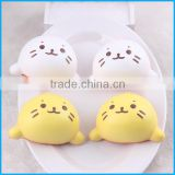 Small size slow rising squishy animal toys for stress release