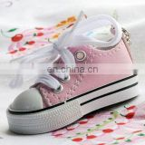 Professional Golden supplier with great price baby shoe keyring