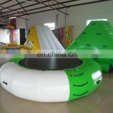 NEW!!HI CE approve popular game inflatable sea trampoline,large trampolines with high quantity