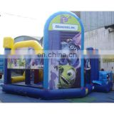 Inflatable monsters bouncer Slide,Inflatable Jumper Slide, inflatable jump slide