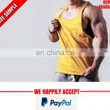 New arraival sport tank top fro men wholesale