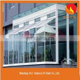 Alibab Golden supplier PVC awning window with high quality