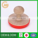 2016 Hot Sell Custom Printing Non-Stick Special Design Highest Quality Custom Cookie Silicone Stamp